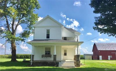 Single Family Home Active/Pending: 2761 Federal Road