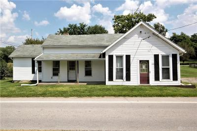Clinton County Single Family Home For Sale: 522 State Route 72