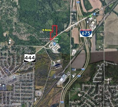 Fairborn Commercial For Sale: State Route 444 Land