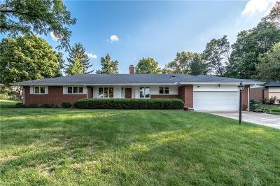 Kettering Single Family Home Active/Pending: 832 Schrubb Drive