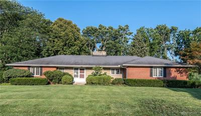 Kettering Single Family Home Active/Pending: 4324 Schrubb Drive