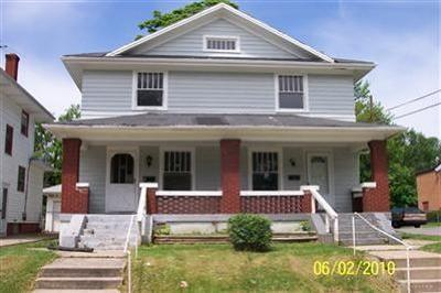 Dayton Multi Family Home For Sale: 1967 Rugby Road