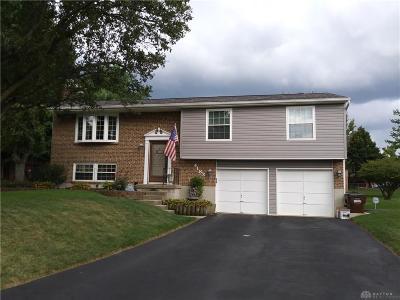 Beavercreek Single Family Home For Sale: 4183 White Hawk Court