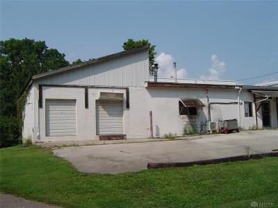 Xenia Commercial Pending/Show for Backup: 112 Brush Row Road