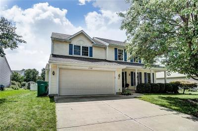 Fairborn Single Family Home Active/Pending: 1148 Katy Meadow Court