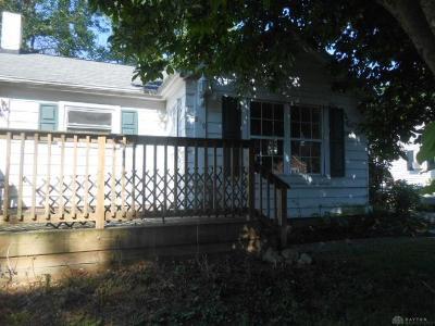 Englewood Single Family Home For Sale: 819 Ashokan Road