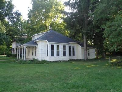 Urbana Single Family Home Active/Pending: 412 High Street