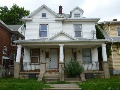 Dayton Multi Family Home For Sale: 266 Findlay Street