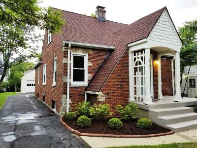 Oakwood Single Family Home For Sale: 407 Triangle Avenue