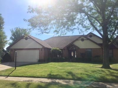 Fairborn Single Family Home For Sale: 629 Autumn Creek Drive