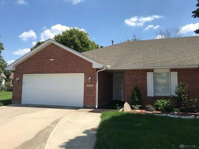 Englewood Single Family Home For Sale: 1942 Swallowtail Court
