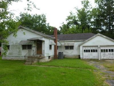 Dayton Single Family Home Active/Pending: 2430 Little York Road