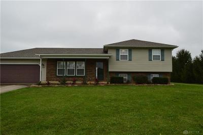 South Charleston Single Family Home Active/Pending: 5955 Plattsburg Road