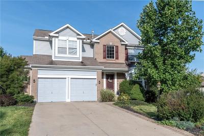 Springboro Single Family Home Active/Pending: 15 Arbor Hills Drive
