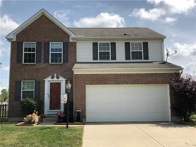 Fairborn Single Family Home For Sale: 632 Cleary Drive