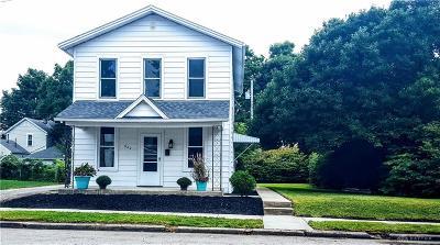 Brookville Single Family Home For Sale: 622 Market Street