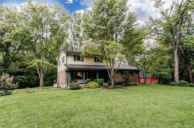 Butler Township Single Family Home Pending/Show for Backup: 1290 Montgomery County Line Road