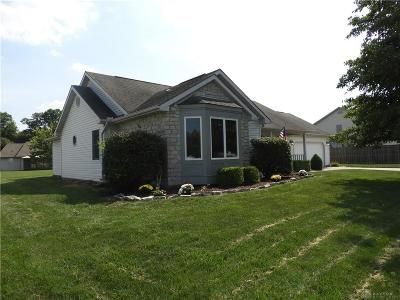 Tipp City Single Family Home Active/Pending: 1116 Manchester Dr