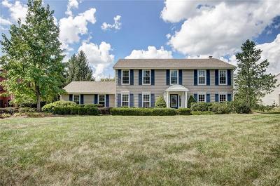 Dayton Single Family Home For Sale: 7249 Mountain Trail