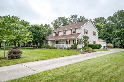 New Carlisle Single Family Home Active/Pending: 2812 Country Squire Drive