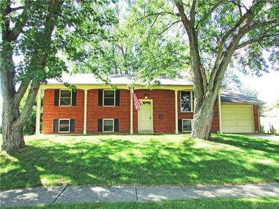 Vandalia Single Family Home Active/Pending: 231 Hartshorn Drive