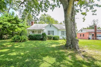 Tipp City Single Family Home Active/Pending: 7415 County Road 25a