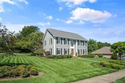 Beavercreek Single Family Home For Sale: 3442 Kingswood Forest Lane