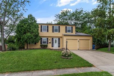Dayton Single Family Home For Sale: 5429 Corkhill Drive