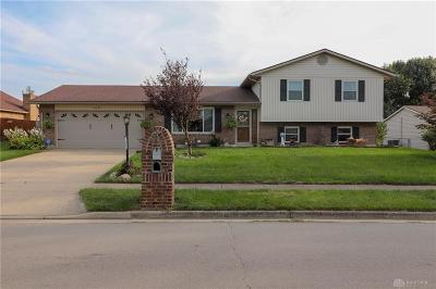 Englewood Single Family Home Active/Pending: 1010 Meadowrun Road