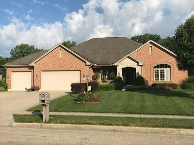 Troy Single Family Home For Sale: 1860 Quail Nest Court