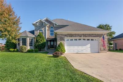 Troy Single Family Home For Sale: 2975 Parkwood Drive