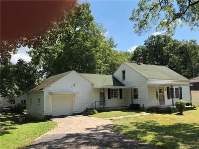 Beavercreek Single Family Home Active/Pending: 1416 Hanes Road