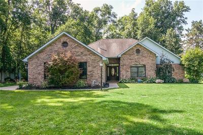 Troy Single Family Home Active/Pending: 4140 Lefevre Road