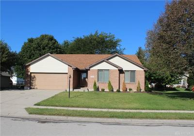 Englewood Single Family Home Active/Pending: 152 Westrock Farm Drive