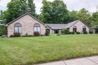 Springboro Single Family Home For Sale: 8737 Nicole Lane
