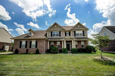 Beavercreek Single Family Home Active/Pending: 4217 Grace Circle