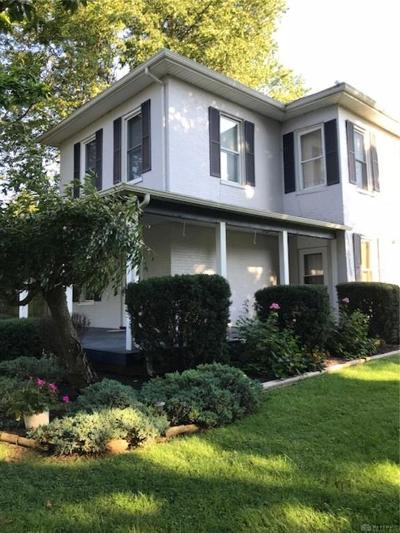 Single Family Home For Sale: 493 County Line Road
