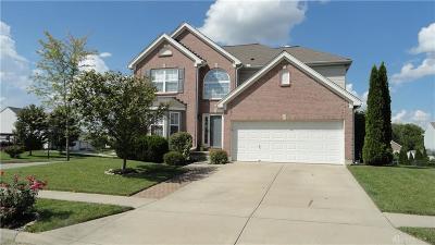 Fairborn Single Family Home Active/Pending: 1461 Blake Court
