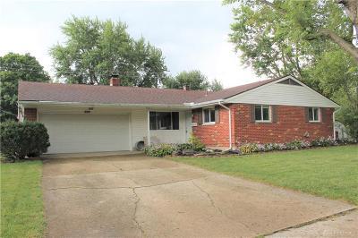 Englewood Single Family Home For Sale: 510 Lambert Lane