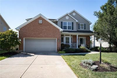 Springboro Single Family Home Active/Pending: 125 Pugh Drive