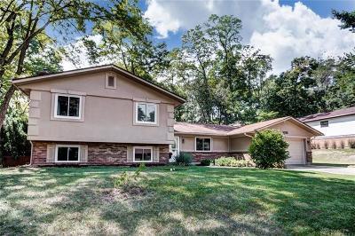 Beavercreek Single Family Home Active/Pending: 3785 Frostwood Drive