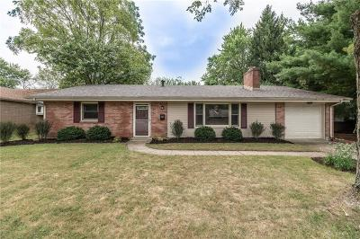 Kettering Single Family Home For Sale: 1004 Pepper Hill Drive