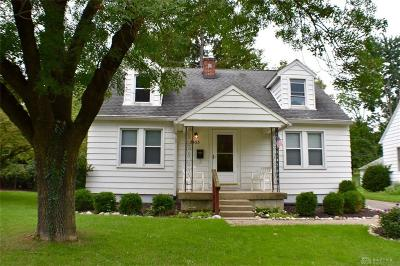 Dayton Single Family Home Active/Pending: 3433 Lindale Avenue