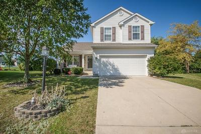 Springboro Single Family Home For Sale: 77 Wilbur Lane