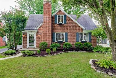 Oakwood Single Family Home For Sale: 428 Aberdeen Avenue