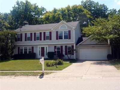Springboro Single Family Home For Sale: 325 Wellington Way