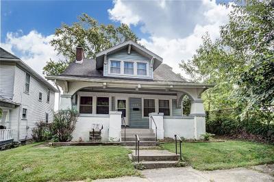 Dayton Single Family Home For Sale: 708 Pritz Avenue