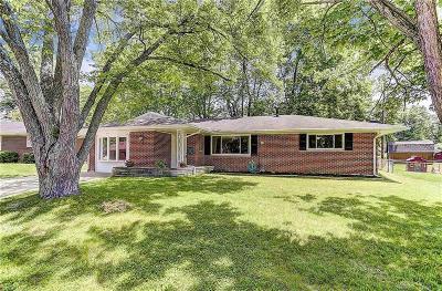 Springboro Single Family Home For Sale: 30 Maple Drive
