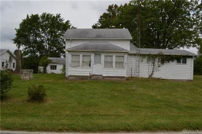 New Carlisle Single Family Home Active/Pending: 9810 Sigler Road