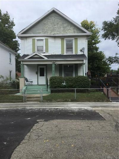 Dayton Single Family Home For Sale: 51 Bierce Avenue